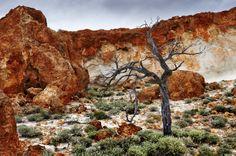 All alone Goldfields WA