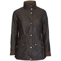 Barbour Badminton Wax Jacket is a coat inspired by the Badminton #equestrian horse trials. The great fitting design of the #jacket ensure a flattering fit which is still comfortable and durable.
