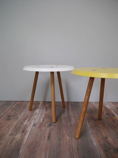 Barnby and Day Peg Side Table