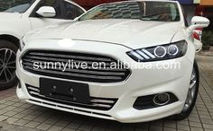 for Mondeo LED angel eyes Head Lamps LED Light For FORD Fusion Titanium 2013-2015 for Mustang style JC, View For Mondeo led head lamp, OEM Product Details from Guangzhou Liyuan Automobile Center Yonghong Automobile Accessories Trading Firm on Alibaba.com