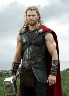You are watching the movie Thor: Ragnarok on Putlocker HD. Thor is on the other side of the universe and finds himself in a race against time to get back to Asgard to stop Ragnarok, the prophecy of destruction to his Marvel Avengers, Marvel Comics, Marvel Fan, Marvel Heroes, Chris Hemsworth Thor, Hulk, Iron Man, Thor Wallpaper, Die Rächer