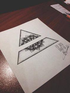 #MARSart Inverted Triad