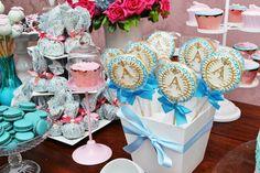 Festa realizada pela Rosa Chic Design