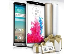 LG G3 with Snapdragon 805 Now Launched
