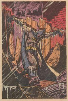 Batman vol.1 n°433 by John Byrne & Jim Aparo. #JohnByrne #JimAparo