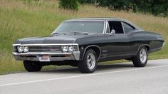 1967 Chevrolet Impala I'm totally in love with this beauty! <3
