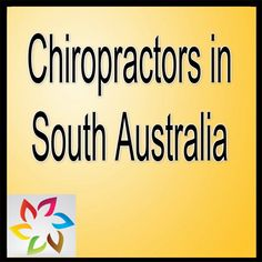 Find your own chiropractor in South Australia here- http://chiropractorsaustralia.com.au/sa/