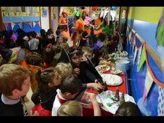 Fiesta SAMAÍN - Ed. Infantil - Colegio Lar 14/15