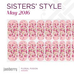 Sisters style exclusive May 2016 - soooo pretty!!