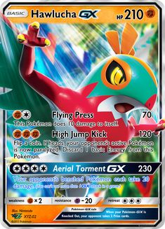 So, Staraptor is one of my two favourite Pokemon, (along with Luxray), and I feel like he's TOTALLY underrated. He only has a few cards in the whole TCG, and none of them are that great. I've been ...