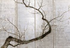 The art of Rimpa Zen Painting, Japanese Painting, Chinese Painting, Japanese Wall, Japanese Screen, Hand Painted Wallpaper, Art Japonais, Korean Art, China Art