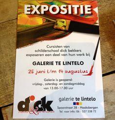 #HAAKSBERGEN #GalerieTeLintelo  #DickBekkers Finals