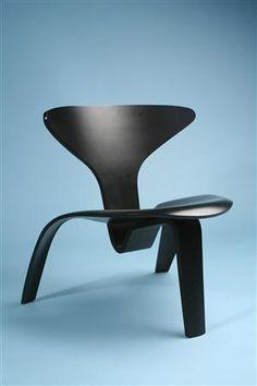 Poul Kjaerholm, PK0 Chair, 1952.