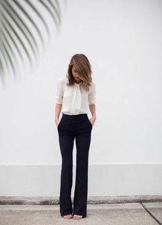trouver son style vestimentaire femme cool tailleur