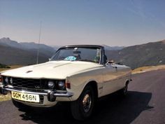 For Sale - Rover 3500 Convertible - Classic Cars HQ Rover P6, Motor Car, Cars And Motorcycles, Vintage Cars, Convertible, Classic Cars, Automobile, Vehicles, United Kingdom