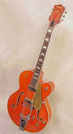 1957 Gretsch Chet Atkins Hollow Body (6120)