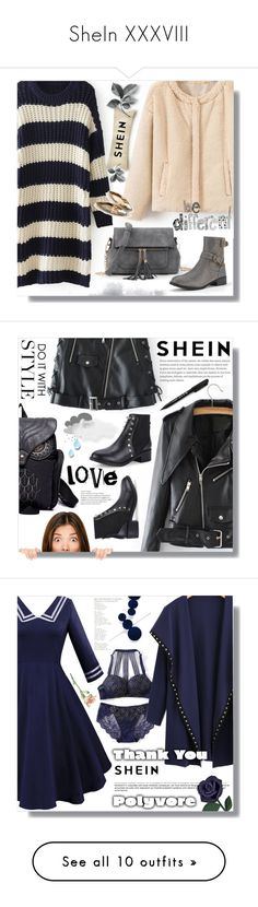"""""""SheIn XXXVIII"""" by s-o-polyvore ❤ liked on Polyvore featuring GE, Chanel and Vera Wang"""