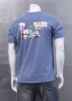 21st Amendment Brewery :: Apparel :: Men's Shirts :: Hell or High Watermelon Wheat T-Shirt