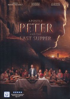 Apostle Peter and The Last Supper - Christian Movie/Film on DVD/Blu-ray. http://www.christianfilmdatabase.com/review/apostle-peter-and-the-last-supper/