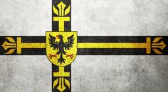 FLAG OF THE TEUTONIC ORDER