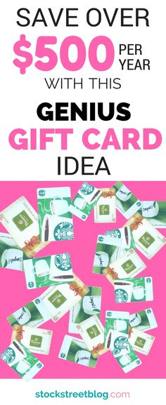 This is a great idea to save money! It is possible to save even MORE than $500 per month with this gift card idea. Save Money On Groceries, Ways To Save Money, Money Tips, Money Saving Tips, How To Make Money, Statues, Grocery Savings Tips, Financial Success, Finance Tips