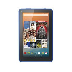 "Emerson™ 7"" Android™ Dual Core Tablet at Big Lots. #BigLots"