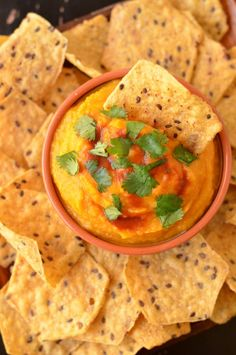 Chipotle Butternut Squash and White Bean dip from Coffee and Quinoa
