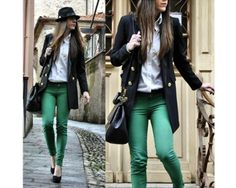 the Green pant phenomena!