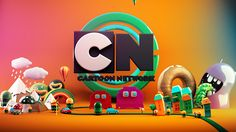 CartoonNetwork Animation Project on Motion Graphics Served