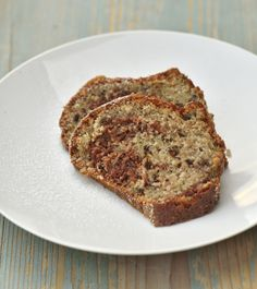 Applesauce Oatmeal Bread by Cook's Hideout Oatmeal Bread, Banana Bread, Easy Healthy Recipes, Easy Meals, Fruit Bread, Food And Drink, Cooking, Breakfast Ideas, Vip