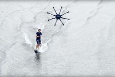 Las motos de agua y lanchas motoras tienen los días contados. ¡Alucina con este nuevo invento alado!