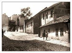 Skadarska ulica 1896