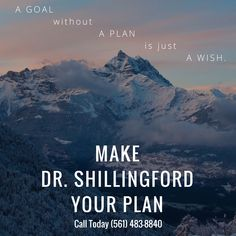 Make it your plan to call Dr. Shillingford today. (561) 483-8840 Gastric Sleeve, Gastric Bypass, and Lap Band Surgeries http://www.drshillingford.com