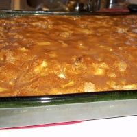 Granny Smith Apple Cake Recipe- for the 5 lbs of apples from Chiles field trip!