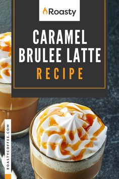 If you guys haven't tried this latte yet, what are you waiting for? All the rich and decadent flavors in this smooth caramel brulee latte are something else! Skip the Starbucks line and make this at home! Easy to put together with no fancy equipment required! Coffee Ideas, Great Coffee, Starbucks Caramel Brulee Latte, Coffee Brownies, Vietnamese Iced Coffee, Coffee Drink Recipes, Latte Recipe, Coffee Latte, Waiting