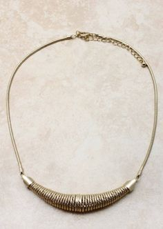 Gold Camille Necklace