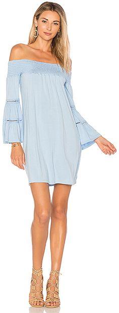 VAVA by Joy Han Luana Dress in Blue