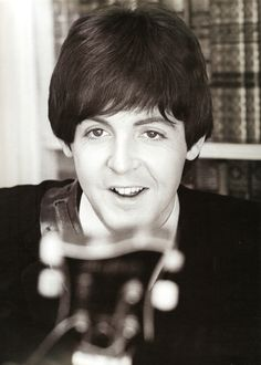 PAUL MCCARTNEY...