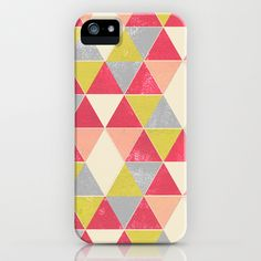 Tri-Frenzy iPhone & iPod Case by Tayler Willcox - $35.00
