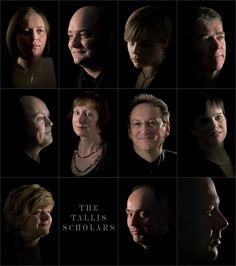 The Tallis Scholars: The Field of Cloth of Gold presented by Boston Early Music Festival March 31. Photo: Eric Richmond