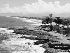 Foi tirada do blog saquarema real.  Essa vista  é de Itaúna para saquarema.