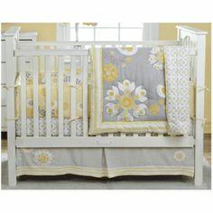 MiGi Sweet Sunshine 3 Piece Crib Bedding Set