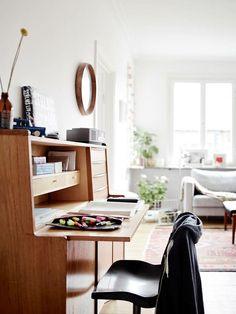 6 idées et astuces pour intégrer un coin bureau très déco dans la maison