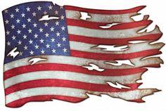 American Flag Drawing, American Flag Art, American Flag Tattoos, American Soldiers, American Pride, Vintage Metal Signs, Garage Art, Custom Metal, My Guy