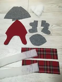 Show Your Spirit Gnomes sewing pattern by Indygo Junction Swedish Christmas, Christmas Gnome, Christmas Sewing, Scandinavian Christmas, Diy Christmas Gifts, Christmas Projects, Christmas Decorations, Christmas Ornaments, Felt Crafts