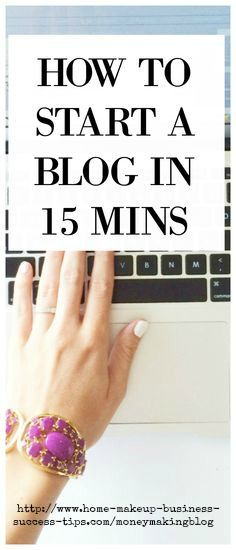 How To Start A Successful Beauty Blog How To Start A Blog Make Blog Blog Coaching