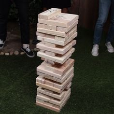 Giant Stacking Blocks