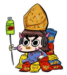 Step down, Geoff. We have a new Dorito pope!