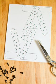DIY brad banners can say ANYTHING you want them to.  //  www.cupcakesandcutlery.com