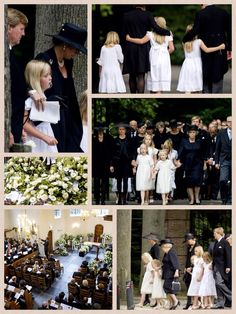 Funeral of Prins Friso. Please note that I do not think this is by any means an Awesome photo, but I think the Dutch Royals are the most supportive and caring family and it is hart warming and hart breaking to see them together in this sad time.